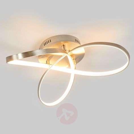 Saliha modern LED ceiling lamp