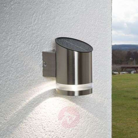 Salma LED solar light for the wall