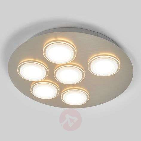 Samia round LED ceiling light