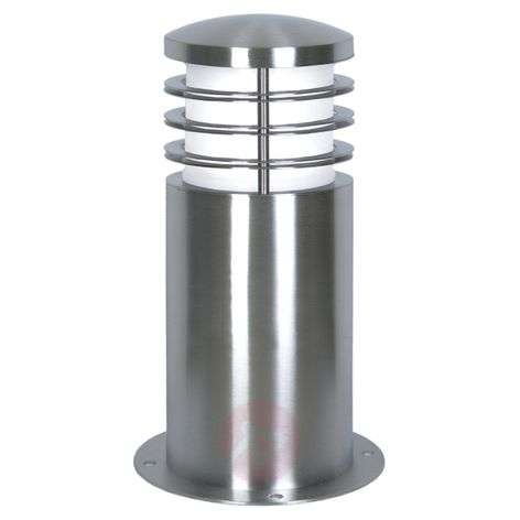 Sandbanks - pillar light, stainless steel 316