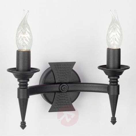 Saxon Wall Light Two Bulbs