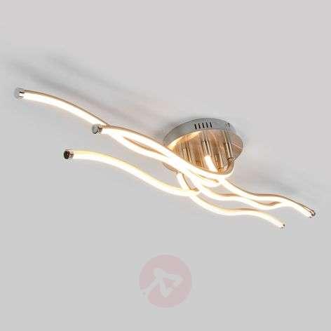 Saya wave-shaped LED ceiling light-9985073-32