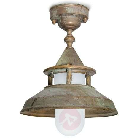 Seawater-resistant ceiling light Antique-6515369-31