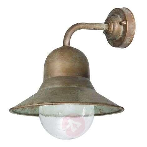 Seawater-resistant outdoor wall lamp Marta