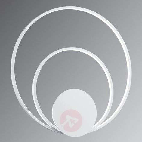 Sedona - LED wall lamp, dimmable via wall switch