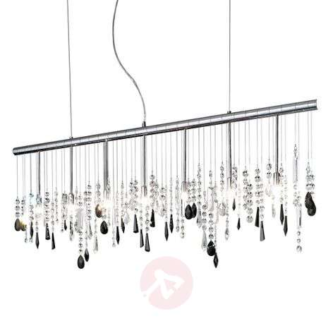 Select crystal hanging light Stretta