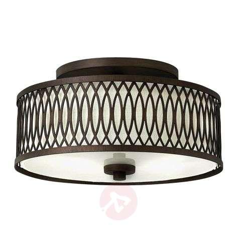 Semi-flush ceiling light Walden