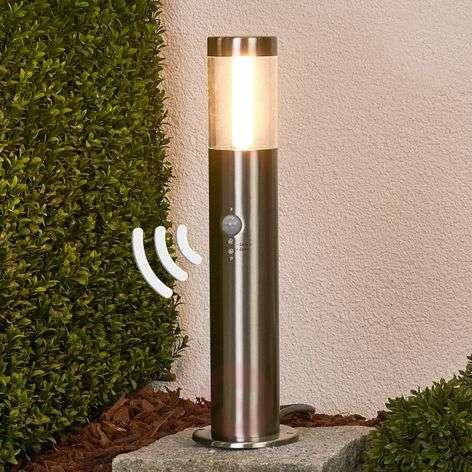 Sensorpillar light Ellie  with LEDs