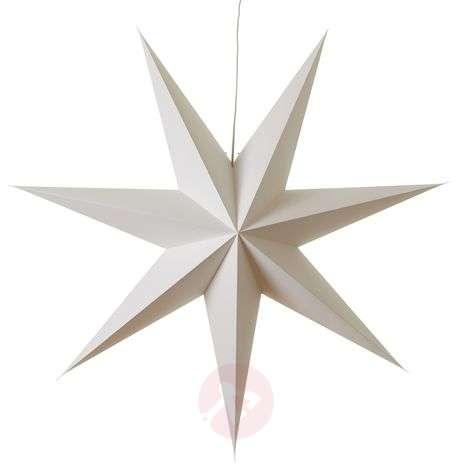 Seven-pointed paper star Duva, 100cm