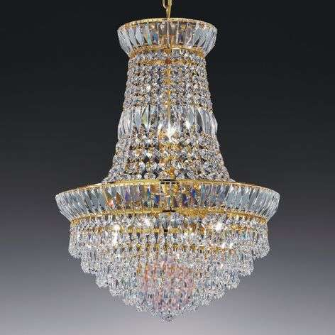Shiny NEW ORLEANS chandelier, 40 cm