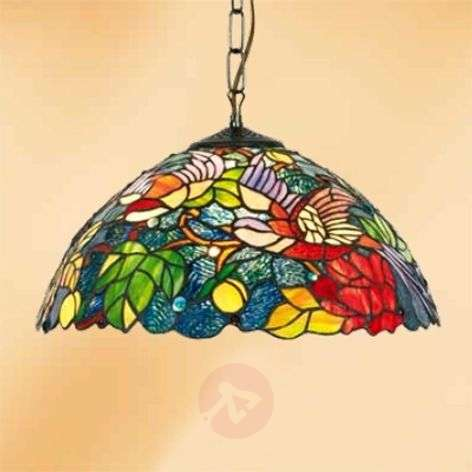 Sienna attractive hanging light, 2-bulb