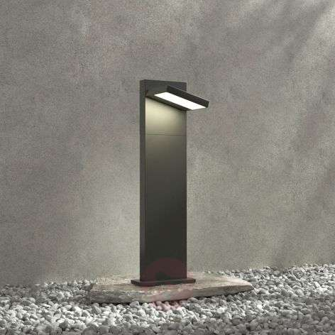 Silvan LED bollard light, 65 cm