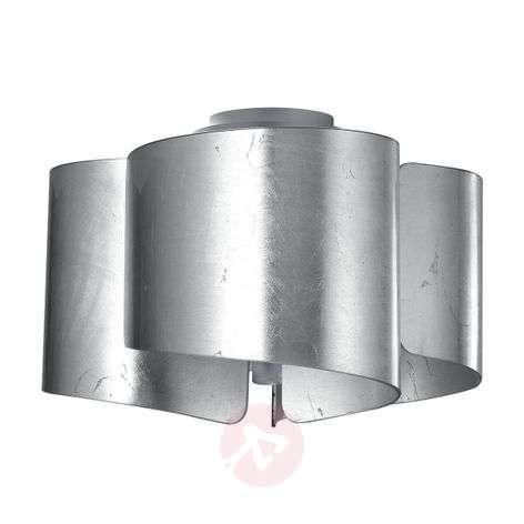 Silver finish - glossy ceiling light Imagine