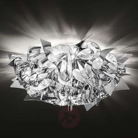 Silver Veli Mini designer ceiling light