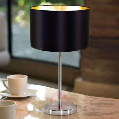 Simple Lecio fabric table lamp-3031700-32