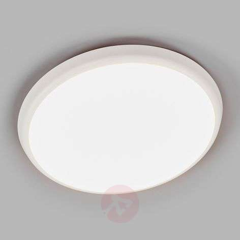 Simple LED ceiling lamp Augustin, 30 cm