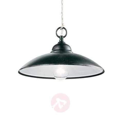 Simple pendant lamp Baja