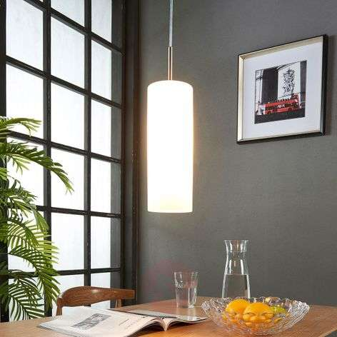 Simple pendant light Vinsta in a slim design-9621002-36