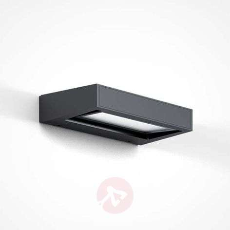 Slim LED outdoor wall light Gap X