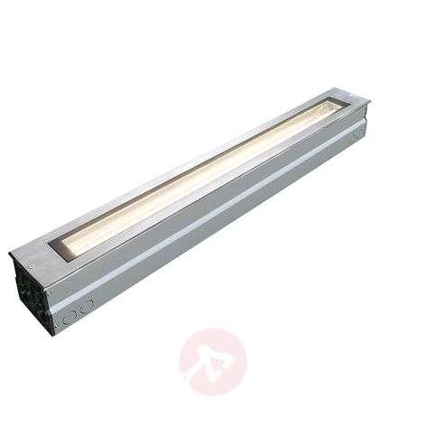 SLV Dasar T5-21 recessed floor light 100cm