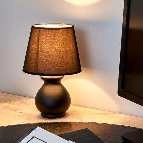 Small ceramic Mia table lamp