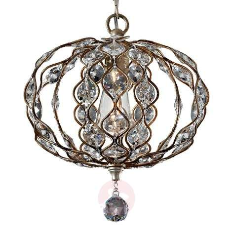 Small crystal chandelier Leila