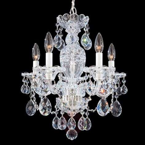 Small crystal chandelier Sterling