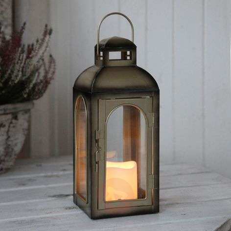 Small decorative light Alissa, 28 cm
