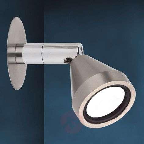 Small LED semi-recessed light MINI