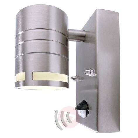 Good Small Wall Lamp Zilly II With Motion Detector