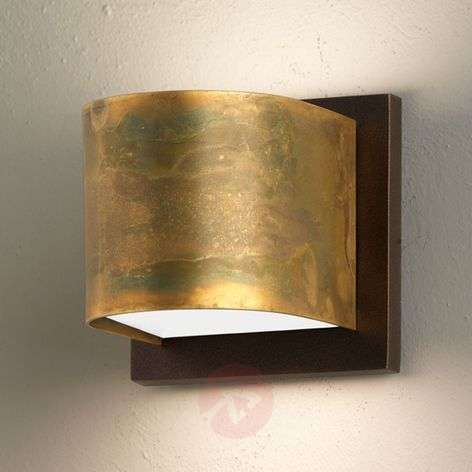 Small wall light Lola in warm colours
