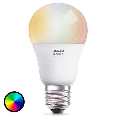 SMART+ LED E27 10W, RGBW, 800 lumens Apple HomeKit