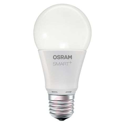 SMART+ LED E27 8.5 W, warm white, 800 lm, dimmable