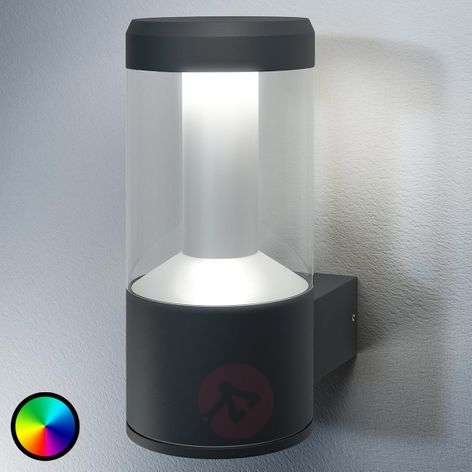 SMART+ outdoor wall light Modern Lantern LED