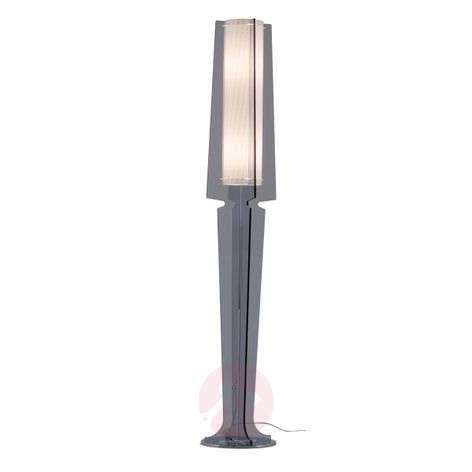 Smoky grey floor lamp Dea-1056005-31