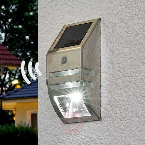 Sol WL-2007 LED solar wall light with MD