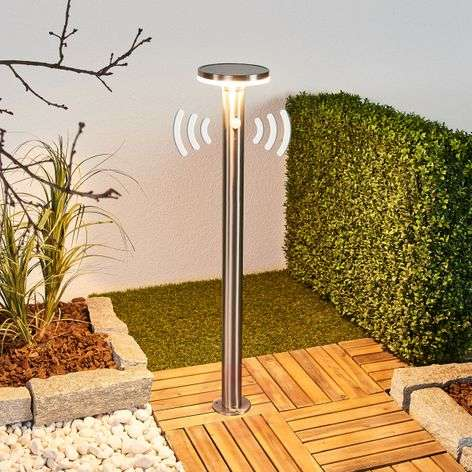 Solar LED path light Eliano with sensor