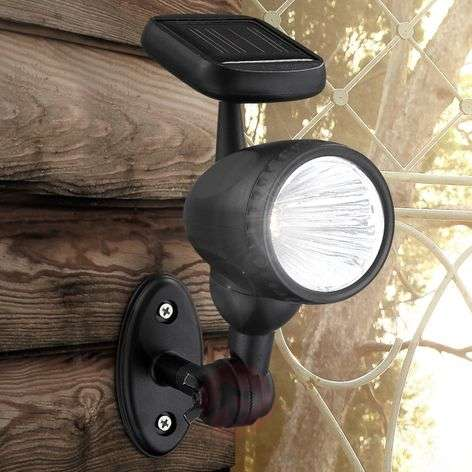 Solar outdoor wall light Mawe-4014993-31