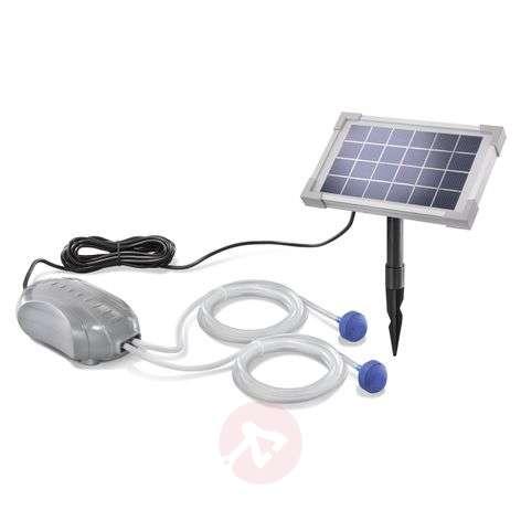Solar pond aerator Duo Air