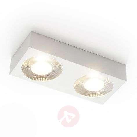 Sonja two-bulb LED ceiling light, Easydim-1558147-39