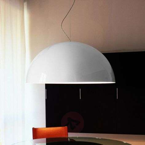 Sonora - opal white hanging light