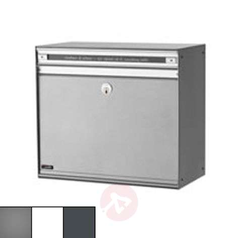 Spacious letterbox SC200 with aluminium slot-1045054X-31