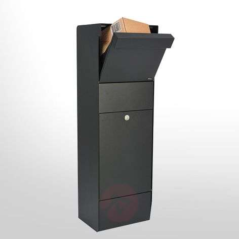 Spacious parcel letterbox Grundform parcel-1045215-31