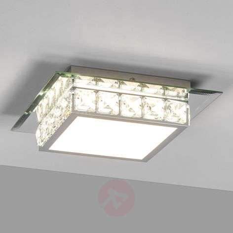 Sparkling LED ceiling light Melek