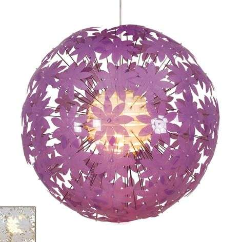 Spherical hanging light YOUNG LIVING