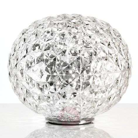 Spherical LED table lamp Planet