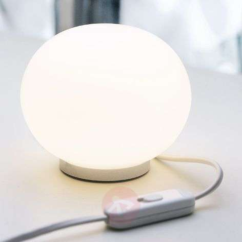 Spherical table lamp MINI GLO-BALL T