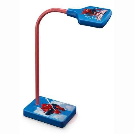 Spiderman LED desk lamp for children