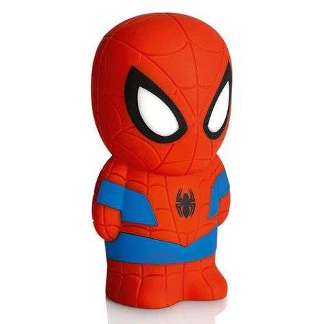 Spiderman LED night light-7531757-31