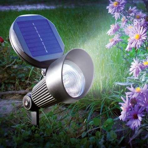 Spotlight Solar wall and ground spot light LED-3012041-31